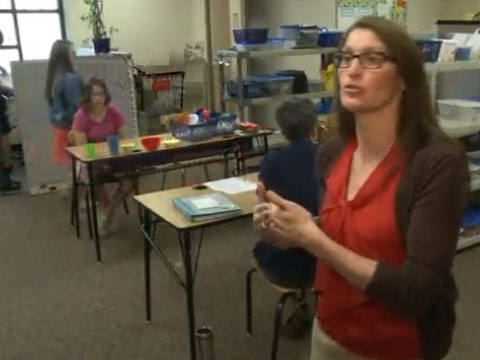WHO TV 13 Report: Redesigned Special Education Program