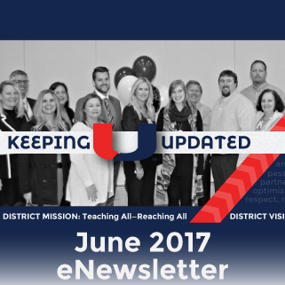 Keeping U Updated June 2017 Newsletter