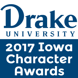 Drake-Iowa-Character-Awards