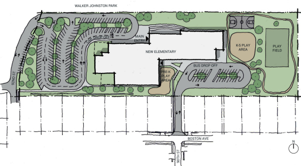 Drawings Site Plans Urbandale Schools – Site Drawings For Site Plan