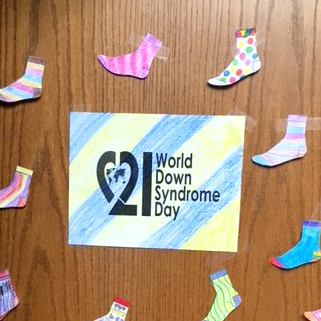 World Down Syndrome Day 2018 Celebrated With Lots of Socks Campaign