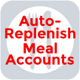 Auto-Replenish-Meal-Accounts