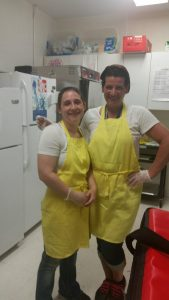 School Nutrition Employee Week 4