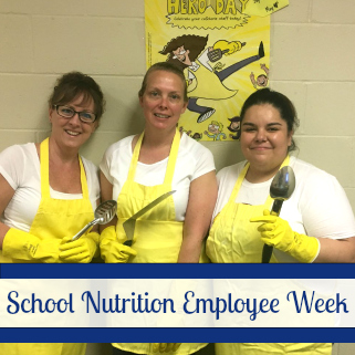 School Nutrition Employee Week 2018