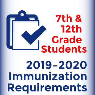 Immunization Requirements 2019 20
