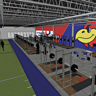 UHS Fitness Center News