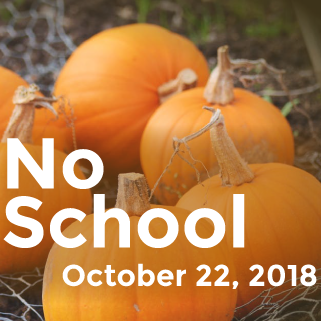 No School Oct 2018