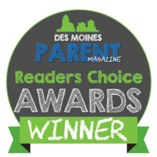 DM Parent Readers Choice Awards Winner
