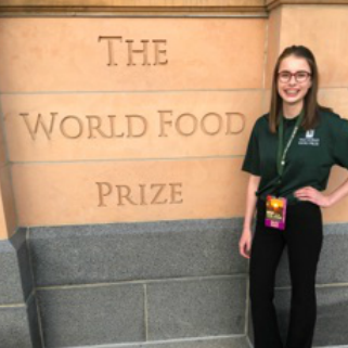 World Food Prize Shay Kent