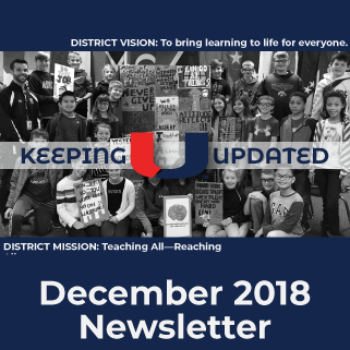 KeepingUUpdated Dec 2018 news