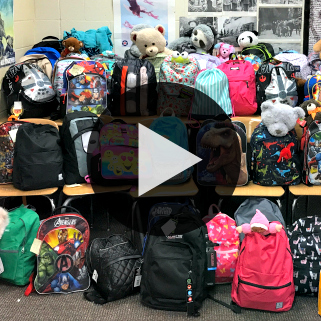 Hope In Action Backpacks news