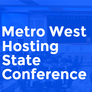 Metro West Hosting State Conference