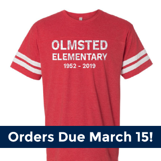 Olmsted Commemorative Apparel