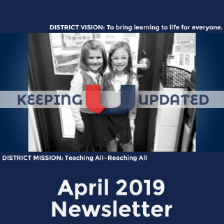 KeepingUUpdated April 2019 news