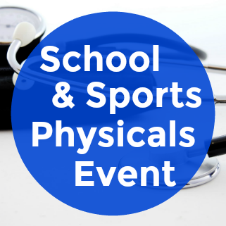 School and Sports Physicals Event