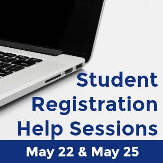 Student Registration Help Sessions
