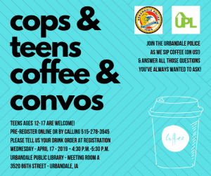 Cops & teens coffee and convo final