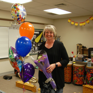 2019 Educator of the Year Jane Emry Becker news site