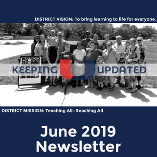 KeepingUUpdated June 2019 news
