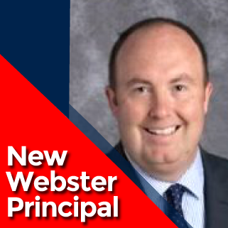 Announcing New Webster Principal