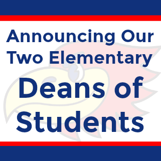 Elementary Deans of Students
